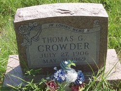 Thomas G Crowder