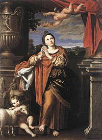 Saint Agnes of Rome