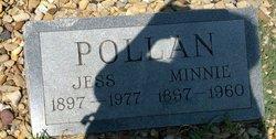 Minnie Lee <I>Dyer</I> Pollan