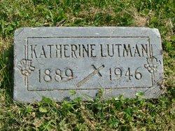 Katherine <I>Bustetter</I> Lutman