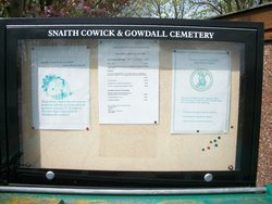 Snaith Cowick and Gowdall Cemetery