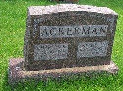 Nellie <I>Giffin</I> Ackerman