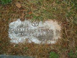 """Charles Lonnie """"Chuck"""" Cashion Jr."""