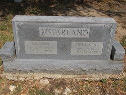 James Dorr McFarland