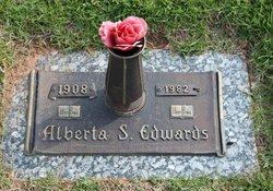 Alberta S Edwards