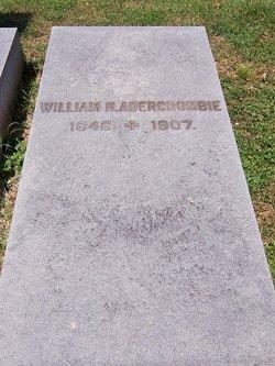 Dr William H. Abercrombie