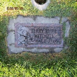 Terry Ruth Mitchell