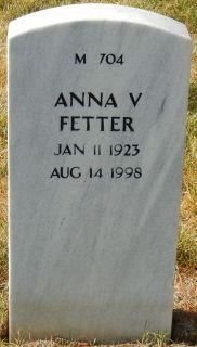 Anna Virginia Fetter