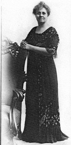 Mary Almeda <I>Thompson</I> Buxton