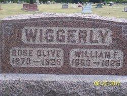 William F Wiggerly