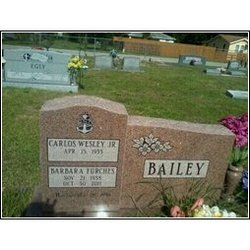 Barbara Jane <I>Furches</I> Bailey