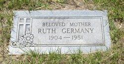 Ruth <I>Perkins</I> Germany