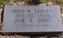 Fred W Farley