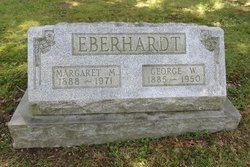 Margaret May <I>Shawver</I> Eberhardt
