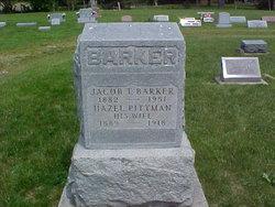 Hazel E. <I>Pittman</I> Barker