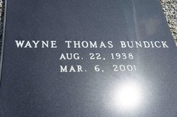 Wayne Thomas Bundick