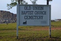 Old Union Baptist Cemetery
