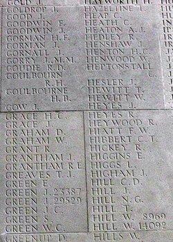 Private Thomas Hewitt
