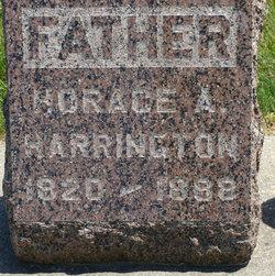 Horace A Harrington
