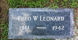 Frederick Walker Leonard