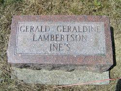 Geraldine Lambertson