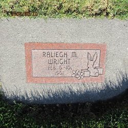 Raliegh Wright
