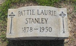 Pattie Laurie <I>McConn</I> Stanley