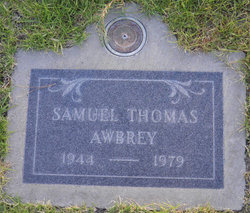 Samuel Thomas Awbrey