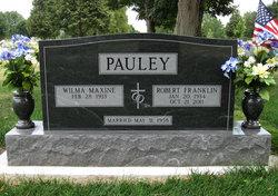 """Robert F. """"Bob"""" Pauley"""