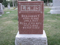 Benjamin F Lewis