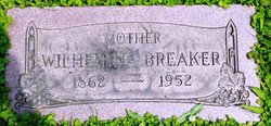 Wilhelmina <I>Busse</I> Breaker