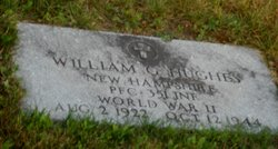 PFC William Gerard Hughes