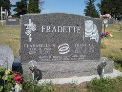 Clarabelle Mae <I>Ertel</I> Fradette