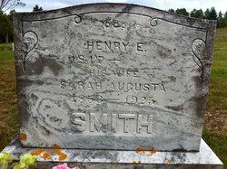 """Sarah Augusta """"Gustie"""" <I>Foss</I> Smith"""