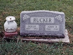 Dollie <I>Adams</I> Rucker