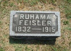 Ruhama <I>Swadley</I> Feisler
