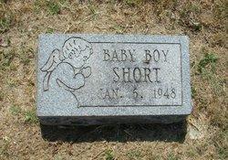 Infant son Short