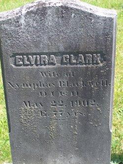 Elvira <I>Clark</I> Blackwell