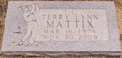 """Terry Lynn """"TL"""" Mattix"""