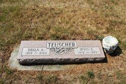 Della A. <I>Harris</I> Teuscher