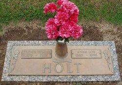 Anna Lou <I>Smith</I> Holt