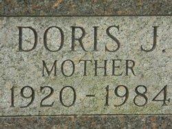 Doris J <I>Wemple</I> Bachman