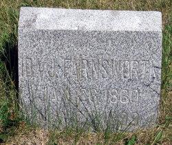 Ida Josephina <I>Weymer</I> Farnsworth