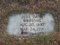 Dera <I>Smith</I> Birdsong