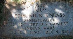 Edmund R Kneass