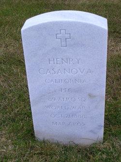 Henry Casanova