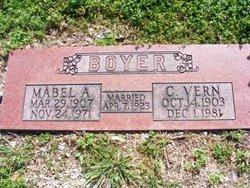 Chester Vern Boyer