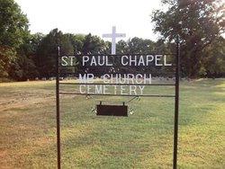 Saint Paul Chapel M.B. Church Cemetery