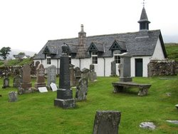 Inchnadamph Old Kirkyard
