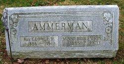 Rev George W. Ammerman